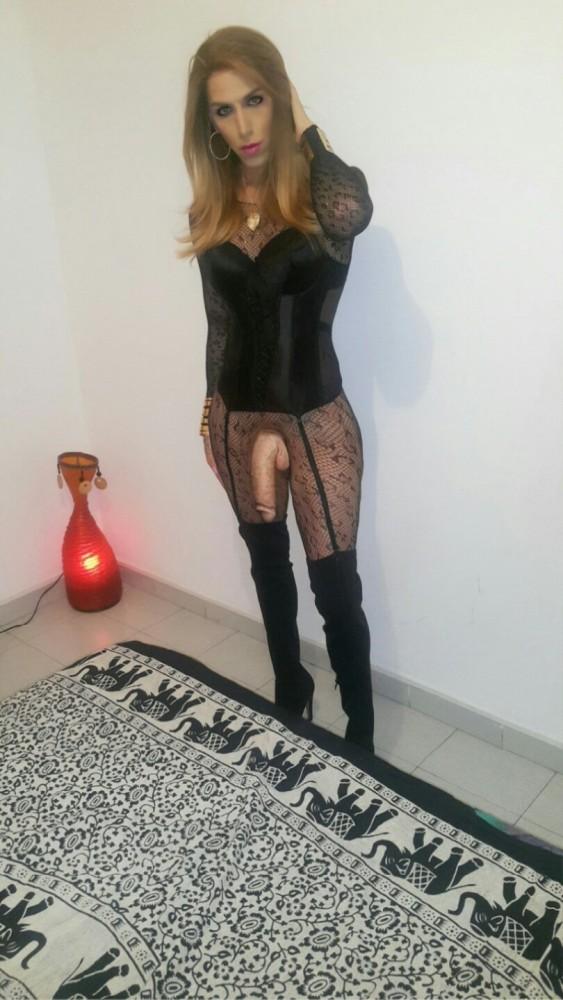 Andrea - Transsexuelle Belfort - 0626460760