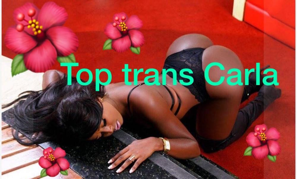 Carla - Transsexuelle Valence - 0773502202
