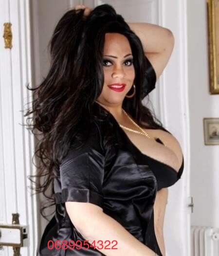 Jessica trans  - Transsexuelle Vitry sur Seine - 0689954322