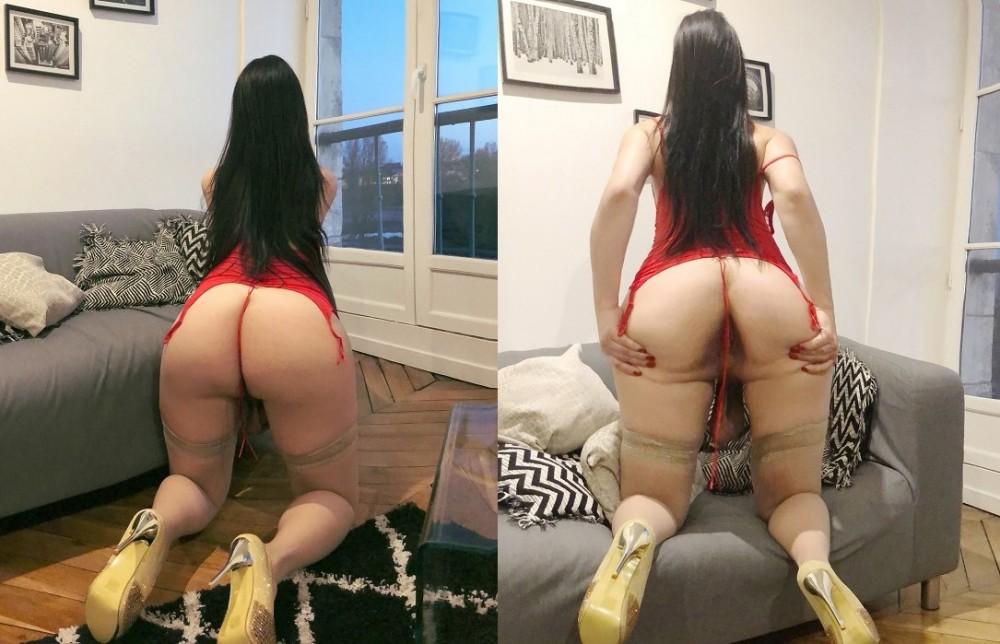 Alexia - Transsexuelle Paris - 0699433012