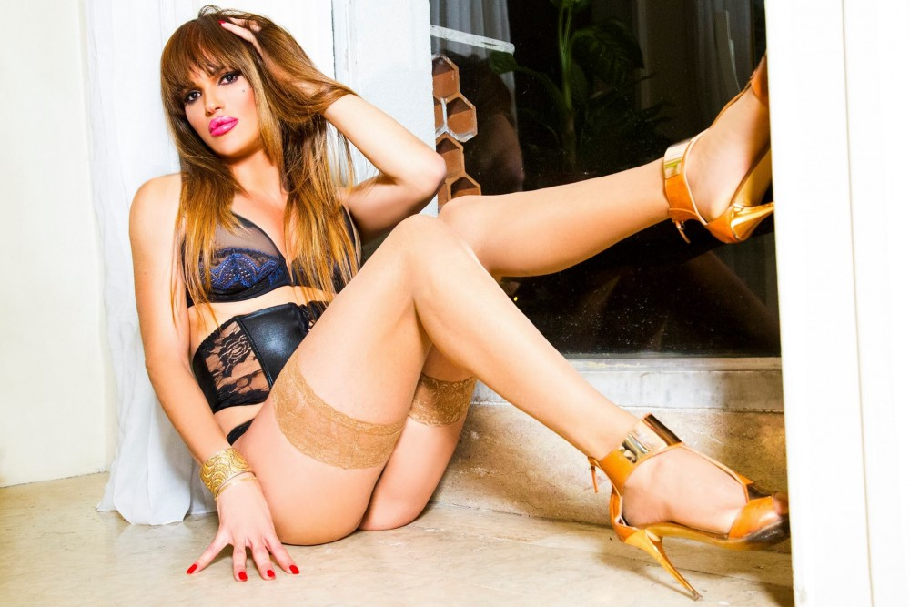 Nalissa - Transsexuelle Paris 4eme - +33622007826