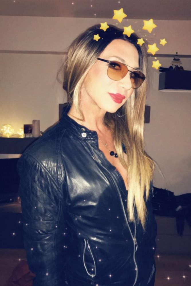 Orvetti Andréa  - Transsexuelle Paris - 0662634929