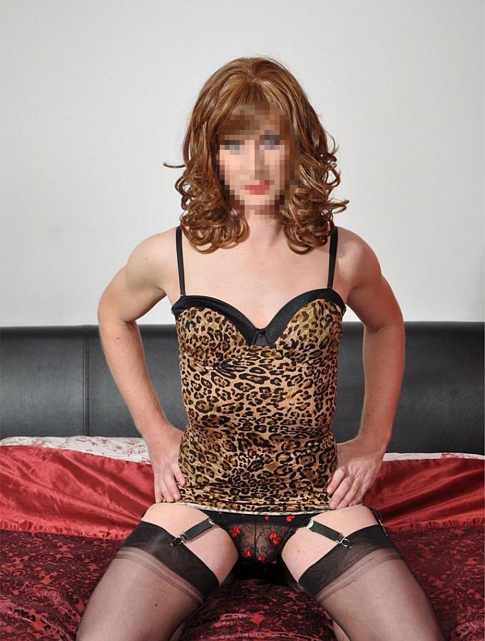 travesti soumise - Transsexuelle Paris - 0603632858