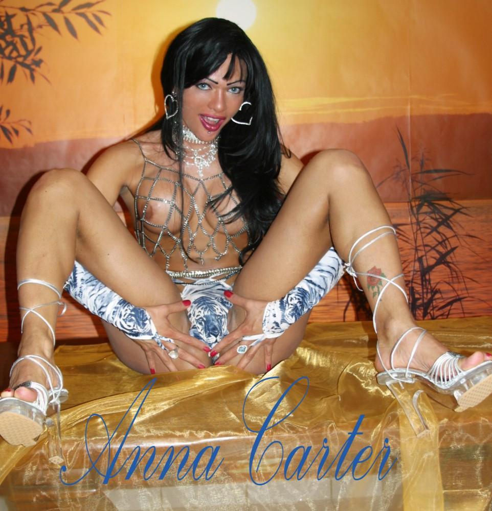 ANNA PAOLA - Transsexuelle Paris - 0755889327