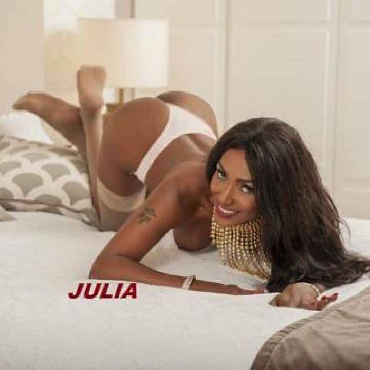 JULIA XXL - Escort trans Paris