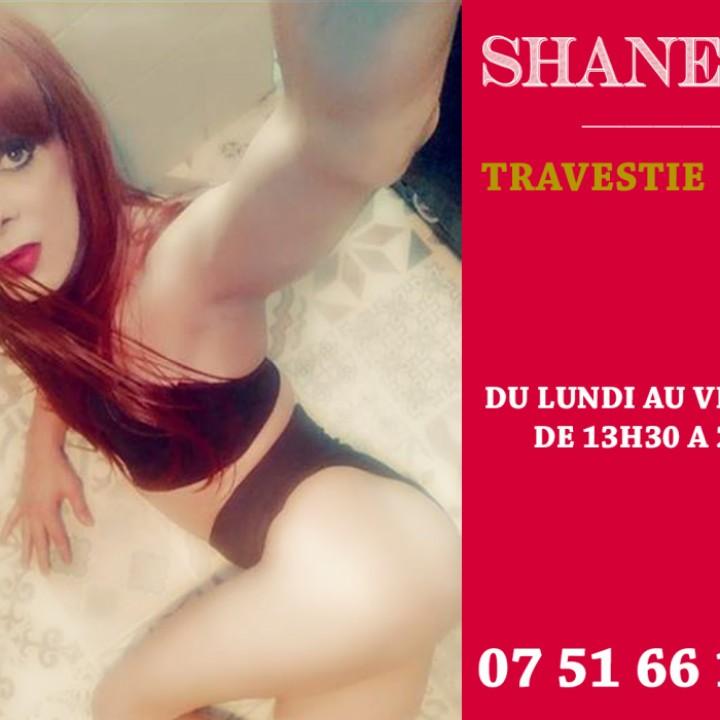 shanelletravestie - Escort trans Dijon