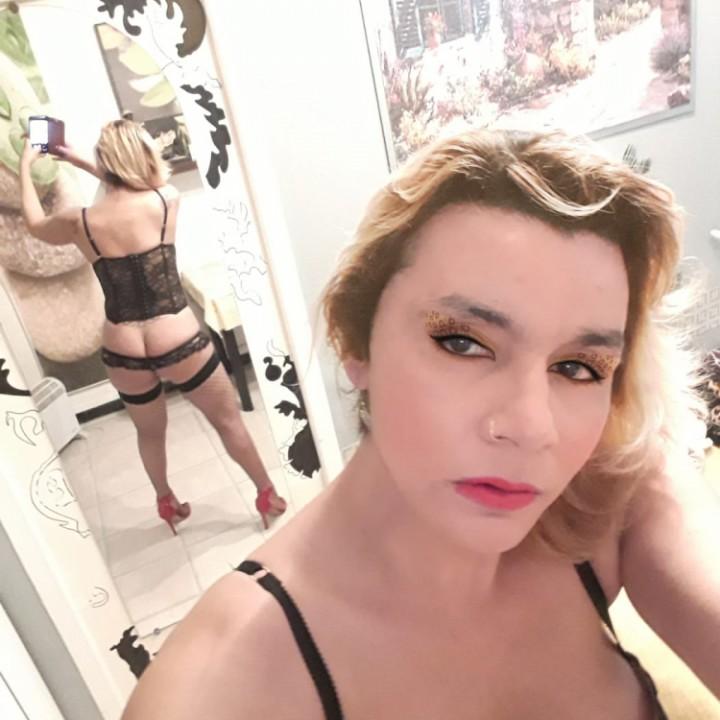 Pamela - Escort trans Perpignan
