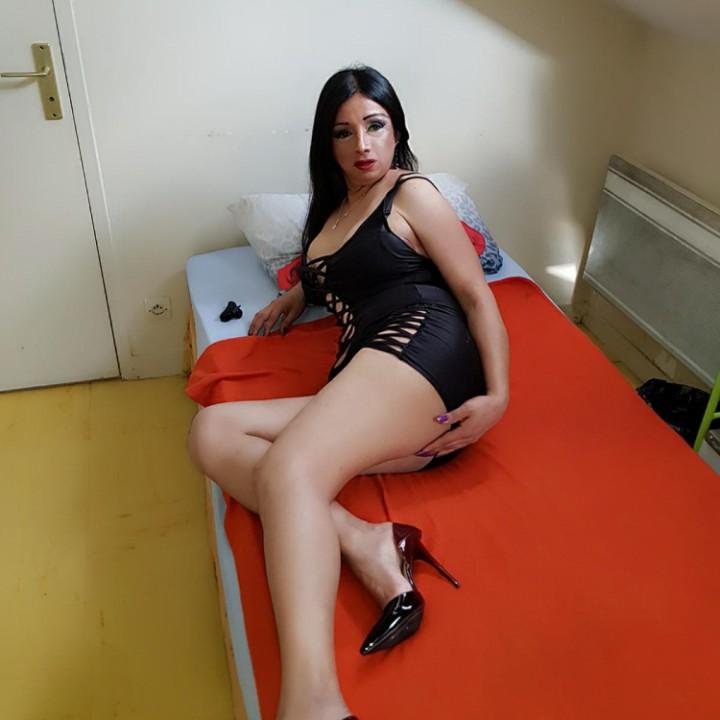 Cristhy - Transsexuelle Nantes - 0766190360